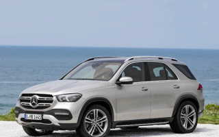 Mercedes gle 2020 new w167
